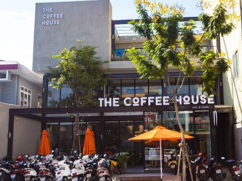Chuỗi The Coffee House 1