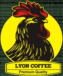 Logo thương hiệu cafe nhượng quyền Lyon