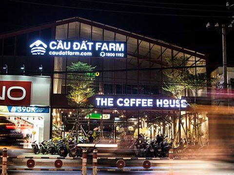 Chuỗi cửa hàng The Coffee House