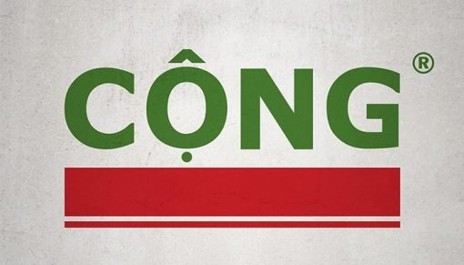 Logo Cộng
