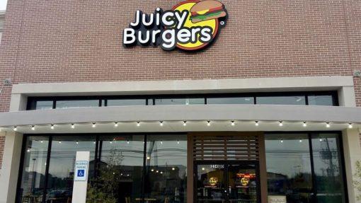Nhà hàng Juicy Burgers