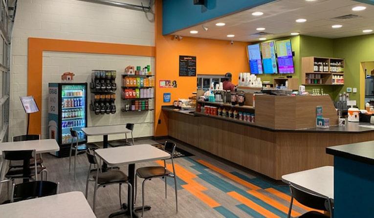 Chi phí mở quán cafe nhỏ 10-20 mét vuông