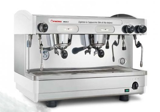 Mẫu máy pha cafe 2 vòi