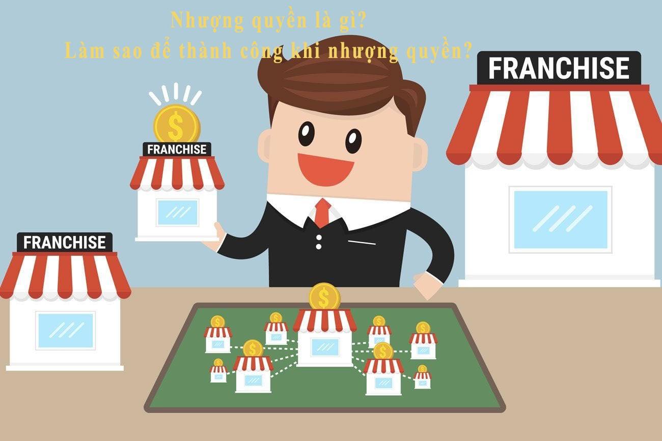 Nhượng quyền kinh doanh là gì?