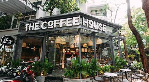 Chuỗi cà phê The Coffee House
