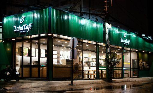 Laha Cafe - Laha Store