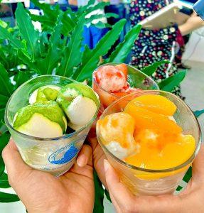 Sản phẩm sữa chua trân châu