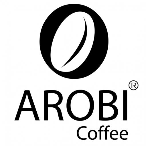 Logo nhượng quyền cafe Arobi