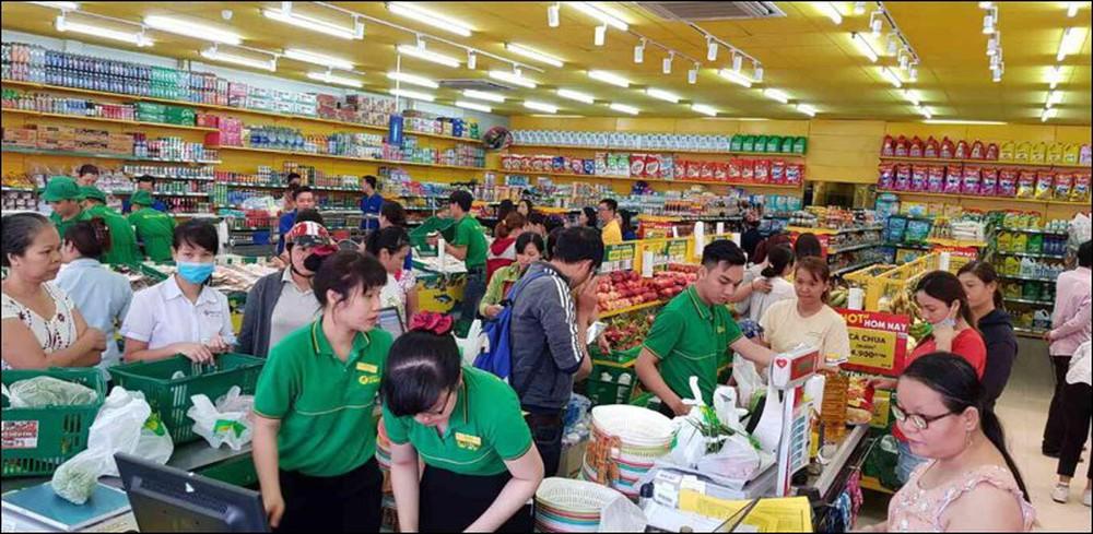 Chuỗi bán lẻ hàng tiêu dùng Bách Hóa Xanh của TGDĐ