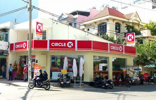 Cửa hàng Circle K Việt Nam