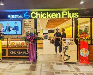 Nhượng quyền Chicken Plus giá bao nhiêu?