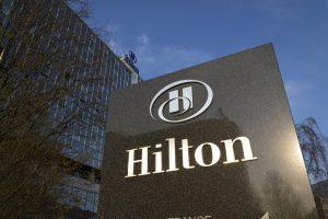 Khách sạn Hilton - Trụ sở