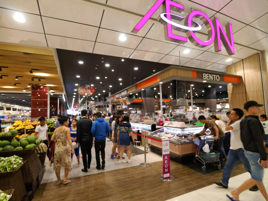 Chuỗi bán lẻ Aeon