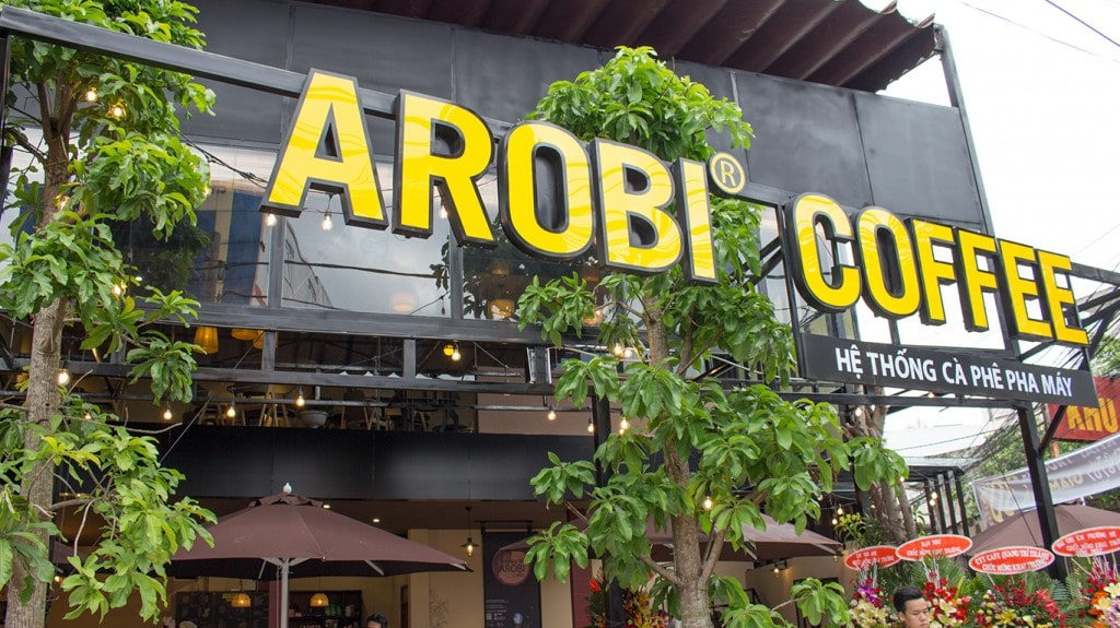 Cafe Arobi Bùi Hiệp