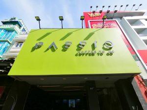 Nhượng quyền cà phê Passio
