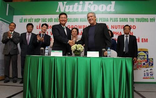 Tập đoàn Nutifood đằng sau cafe Ông Bầu