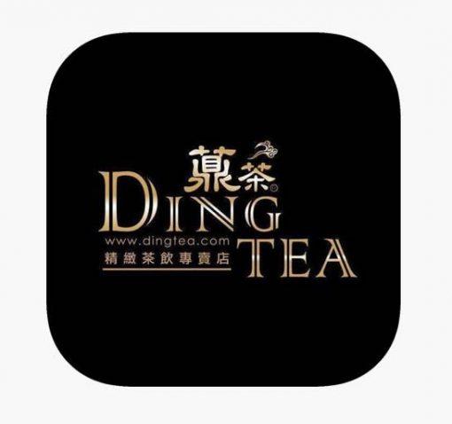 Logo nhượng quyền trà sữa Ding Tea