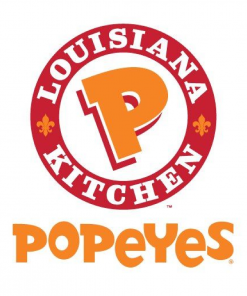 Logo gà rán Popeyes