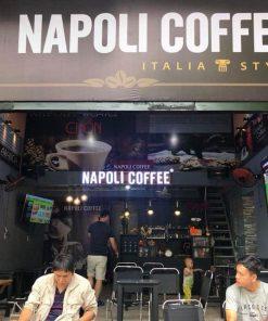 Quán cafe nhượng quyền Napoli