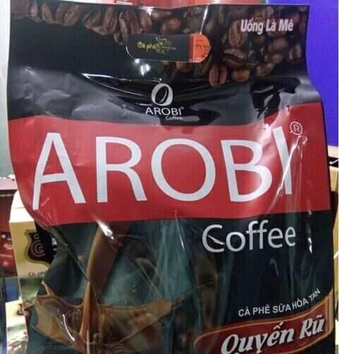 Cafe hòa tan Arobi