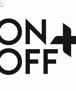 Logo thương hiệu nhượng quyền ONOFF