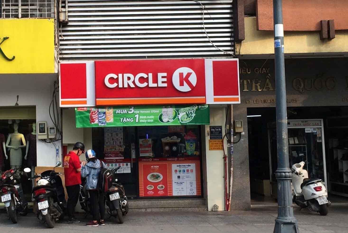 Cửa hàng tiện lợi Circle