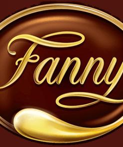 Logo nhượng quyền kem Fanny