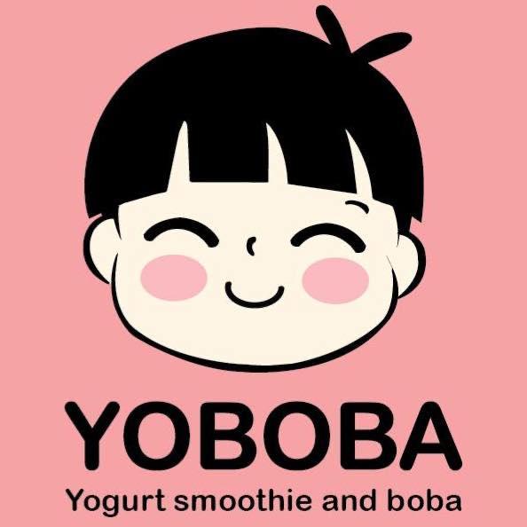 Logo sữa chua Yoboba