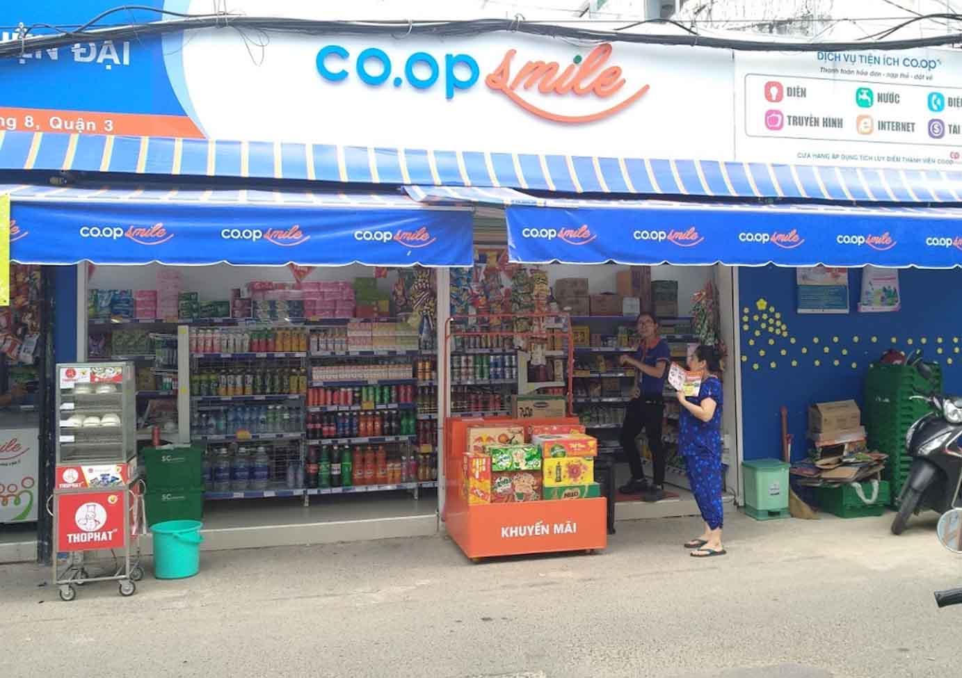 Chuỗi siêu thị Co.op Smile