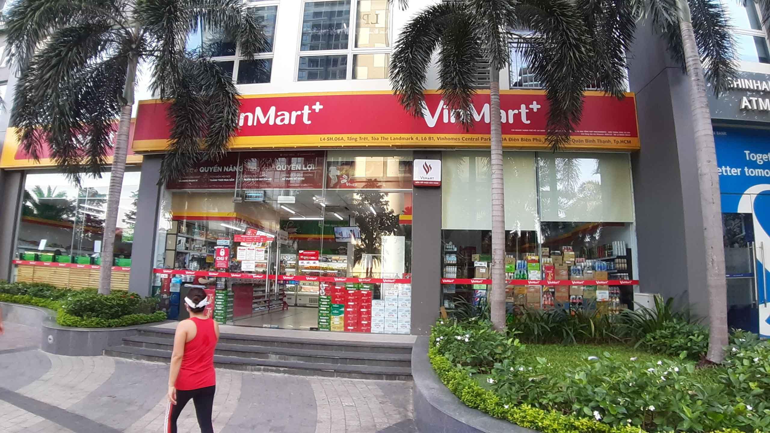Chuỗi siêu thị mini Vimart