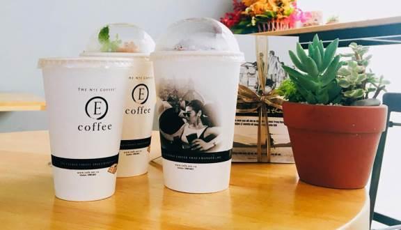 nhượng quyền E Coffee Trung Nguyên