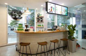 Nhượng quyền Hi Cafe