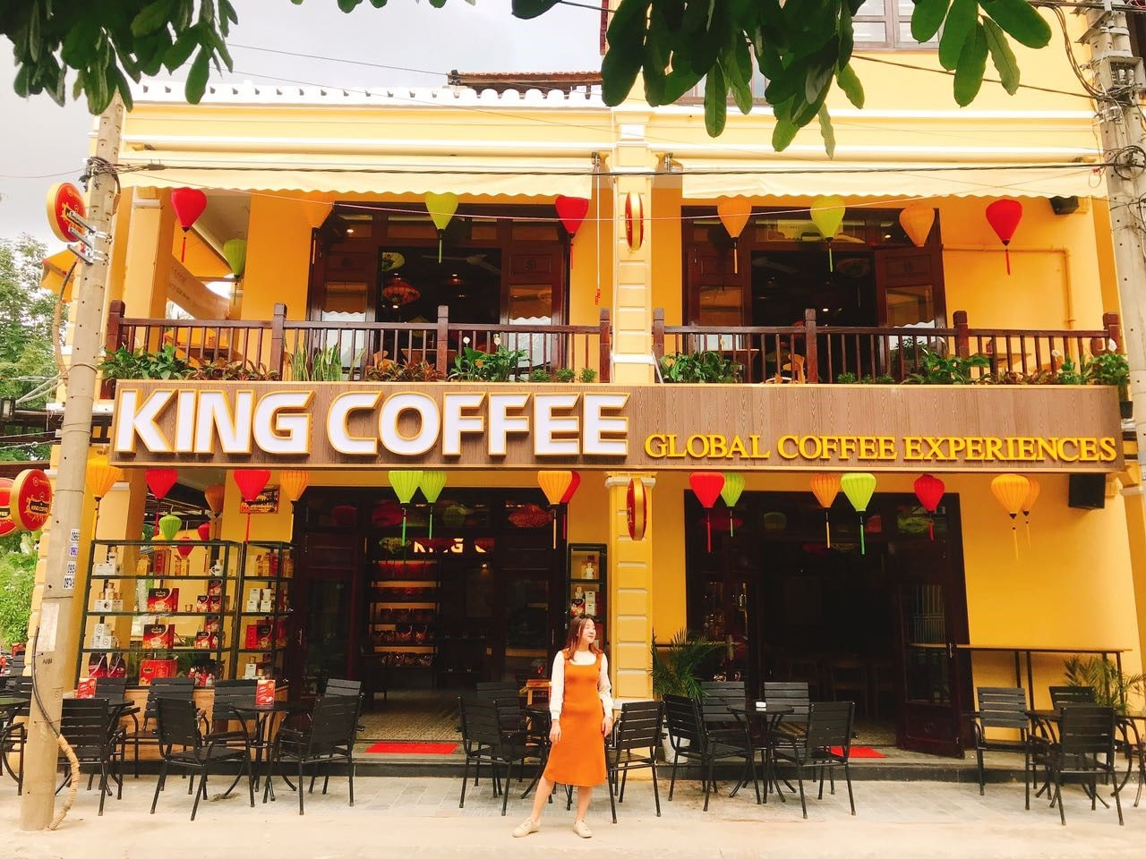 nhuong quyen king coffee