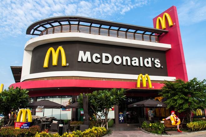 Một cửa hàng nhượng quyền McDonald's