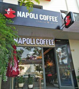 Nhượng quyền cà phê Napoli