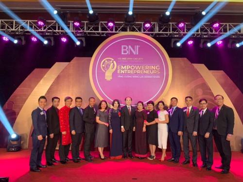 Nhượng quyền BNI - Tổ chức kết nối thương mại lớn nhất trên thế giới